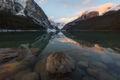 alberta,banff,beautiful,canada,canadian rockies,glacier,lake,lake louise,landscape,majestic,morning,mountain,north america,snow,water body,winter