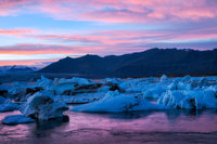 europe,glacier,glacier lagoon,horizontal,iceland,jokulsarlon,lagoon,lake,north america,south,southern,united states,water body
