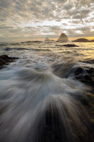 Wave Crash at Oceanside