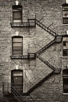 america,black & white,black and white,chicago,city scape,cityscape,fire escape,il,illinois,midwest,north america,staircase,stairs,stairway,stairwell,structure