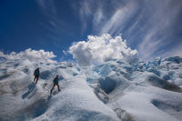 Spring, afternoon, andes mountains, argentina, beautiful, blue, glacier, hiking, ice, landscape, los glaciares national park, patagonia, perito moreno glacier, snow, south america