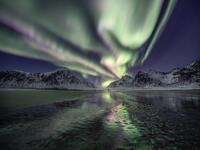 Midnight in Lofoten