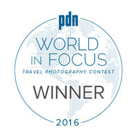 Winning Image for 2016 PDN World In Focus Contest