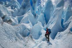Spring, afternoon, andes mountains, argentina, beautiful, blue, glacier, hiking, ice, landscape, los glaciares national park, patagonia, perito moreno glacier, snow, south america