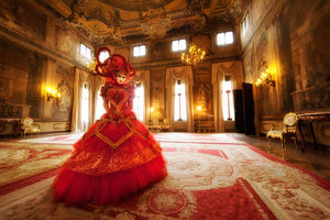 2017 Venice Carnival Photography Workshop