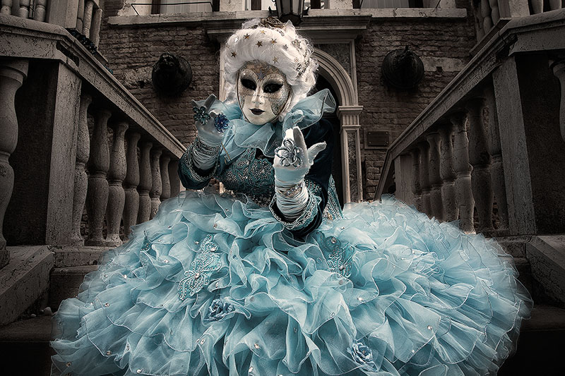 carnival, celebration, close-up, colorful, costume, europe, horizontal, italy, macro, mask, party, venice