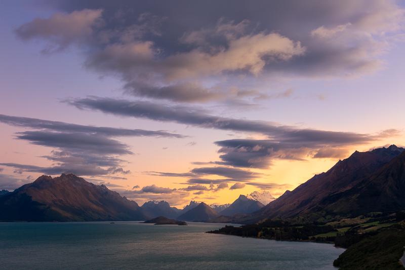 2016,New Zealand,april,autumn,bennett's bluff,bennetts,fall,lake wakatipu,south island,southern, photo
