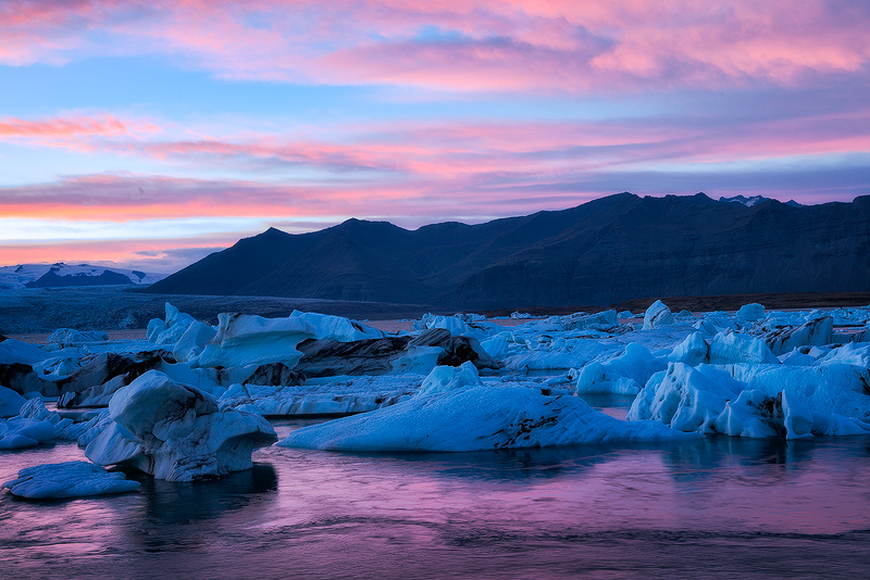 europe,glacier,glacier lagoon,horizontal,iceland,jokulsarlon,lagoon,lake,north america,south,southern,united states,water body, photo