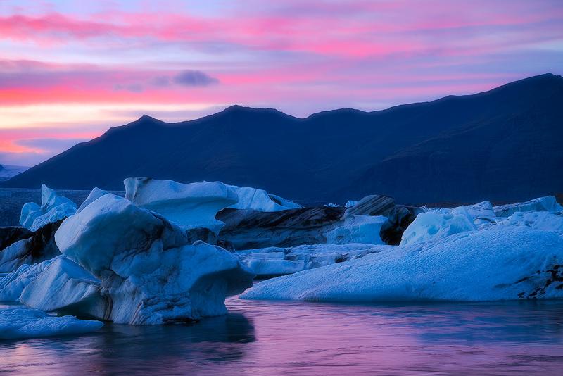 europe,glacier,glacier lagoon,horizontal,iceland,jokulsarlon,lagoon,lake,north america,south,southern,united states,water body, photo