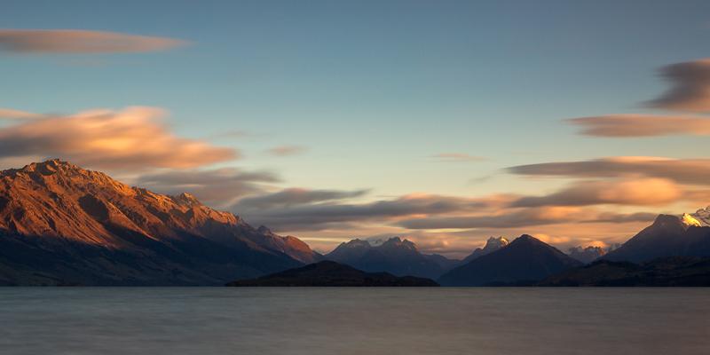 2016,New Zealand,april,autumn,fall,lake wakatipu,south island,southern, photo