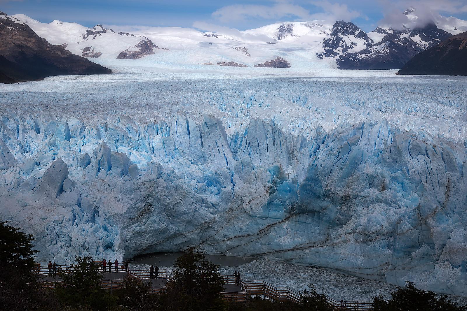 Spring, afternoon, andes mountains, argentina, beautiful, blue, glacier, ice, landscape, los glaciares national park, patagonia, perito moreno glacier, snow, south america, photo