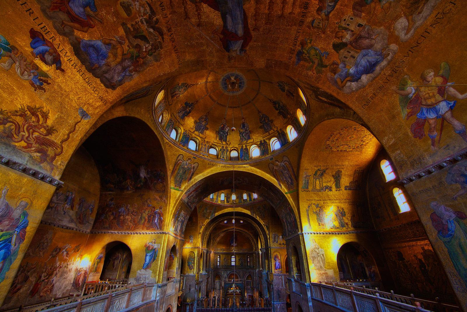 carnival, cathedral, celebration, colorful, costume, europe, horizontal, italy, mask, party, saint mark's basilica, san marco, st. mark's basilica, venice, photo
